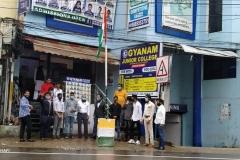Gyanam_Flag_Hoisting_August_2020-2